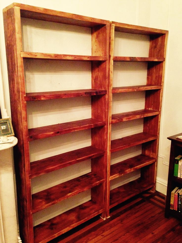 reclaimed wood bookcases reclaimed wood bookcase wood on fantastic repurposed furniture projects ideas in time for father s day id=73636