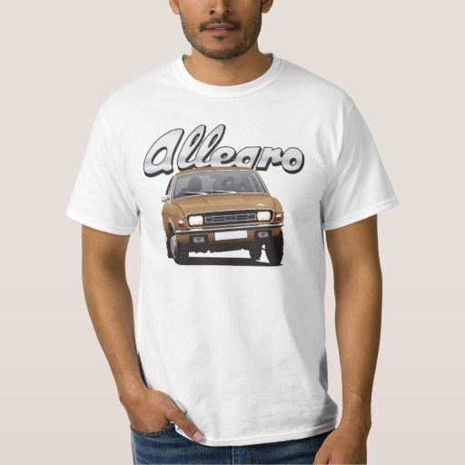 Austin Allegro UK DIY brown  #austinallegro #allegro #austin #leyland #british #uk #automobile #car #tshirt #print #illtustration #zazzle #70s #classic #brown