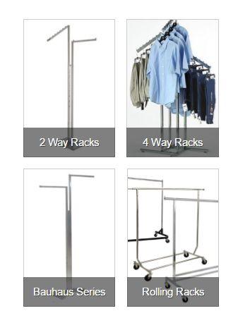 Garment Racks Canada - http://www.idealdisplays.com/store/c22/Garment_Racks_%26_Floor_Fixtures.html