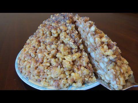 "Торт ""Муравейник"" по семейному рецепту - YouTube"