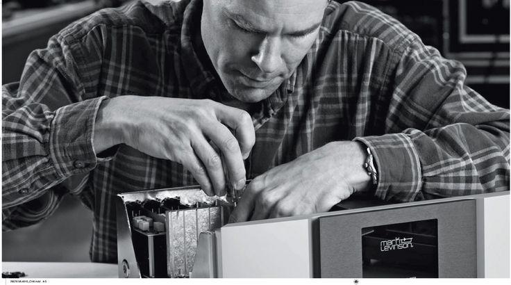브랜드의 전장에서 한 번의 후퇴 없이 최고급 첨단 오디오 시스템의 역사를 지켜온 마크 레빈슨.  | Lexus i-Magazine 다운로드 ▶ www.lexus.co.kr/magazine #Lexus #Magazine  #sound #marklevinson