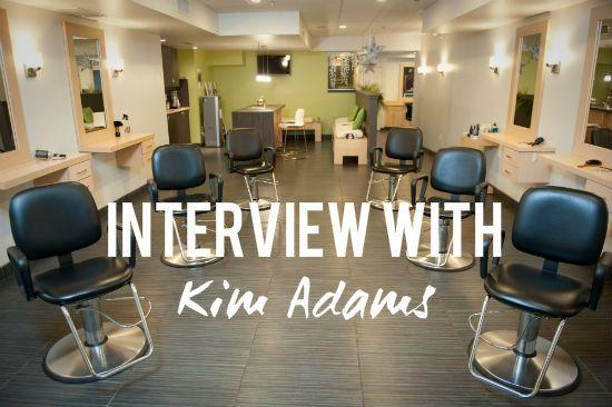 Interview with Kim Adams of Willow Salon in #dundasontario | via @lealou