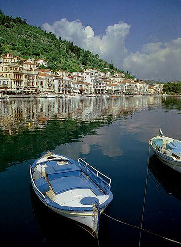 Gythio, Peloponnese, Greece