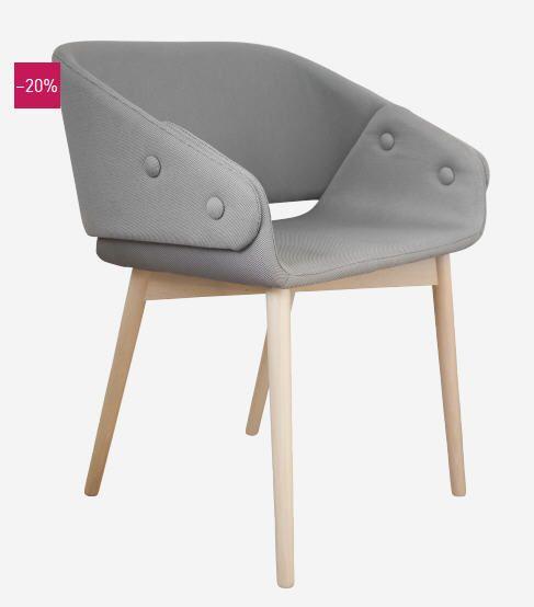 soldes chaises habitat achat rook chaise grise en tissu habitat prix soldes habitat. Black Bedroom Furniture Sets. Home Design Ideas