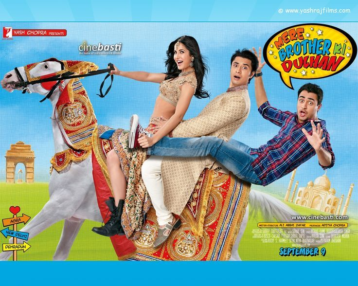 Cool Bollywood: mere brother ki dulhan movie wallpapers download | Wallpaper 1925 Movie and Song Addictions Check more at http://kinoman.top/pin/13343/