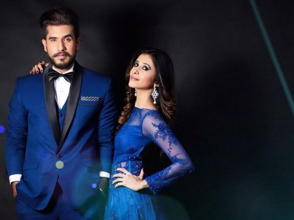 Pre-wedding photoshoot of Kishwer Merchant and Suyyash Rai is quite stylish