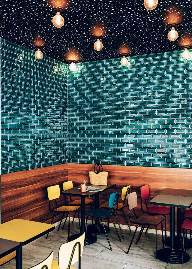 Les 25 meilleures id es concernant le tableau restaurants for Articles decoration maison