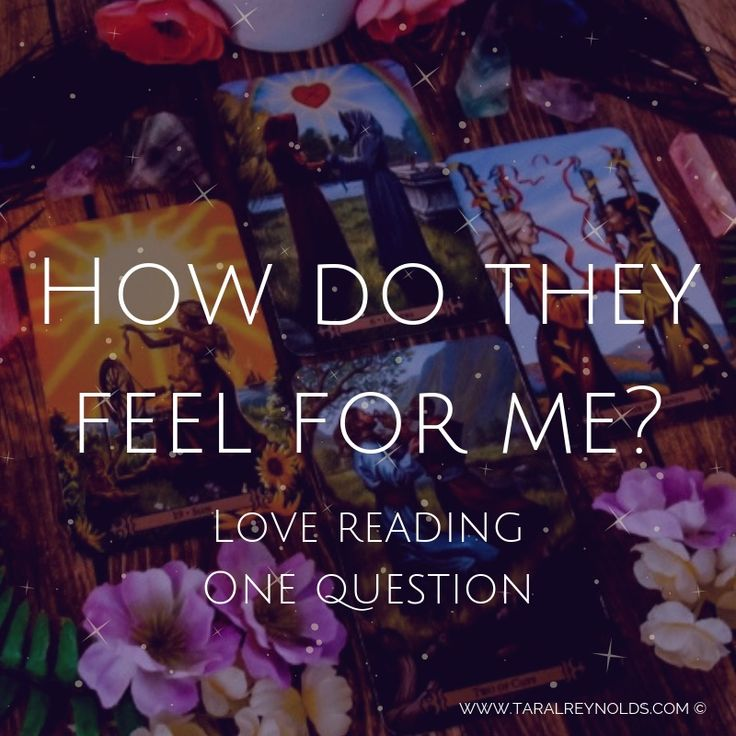 How do they feel about me tarot card reading psychic love