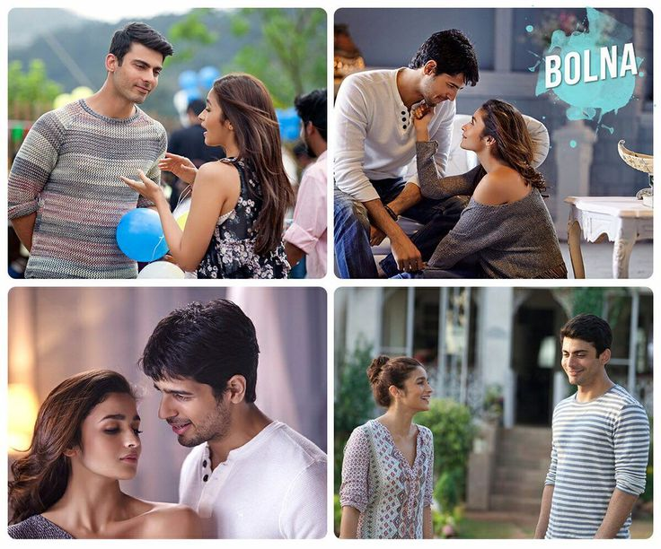 """The romantic track from Sidharth Malhotra, Alia Bhatt and Fawad Khan starrer """"Kapoor and Sons"""" has been released."""
