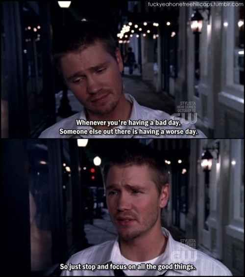 """When you're having a bad day: 
