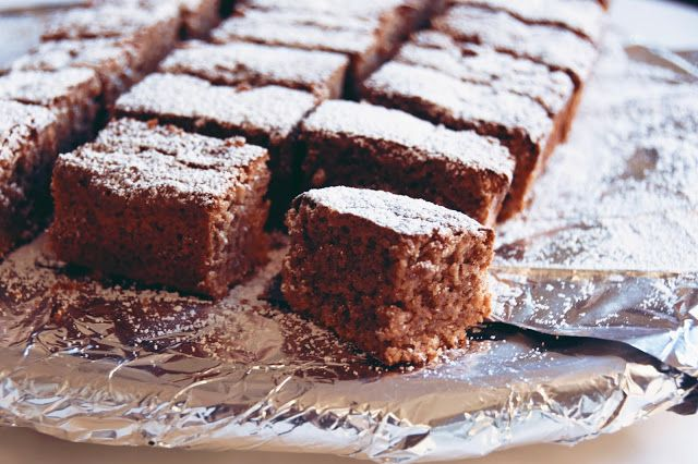 best schoko brownies ever {rezept} ...