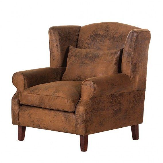 die besten 25 ohrensessel leder ideen auf pinterest raumausstatter sessel neu beziehen und. Black Bedroom Furniture Sets. Home Design Ideas
