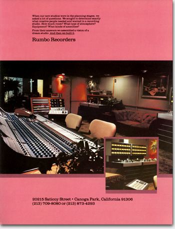 Best Vintage Or Retro Recording Studios Images On