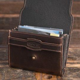 5 Pocket Leader Wallet