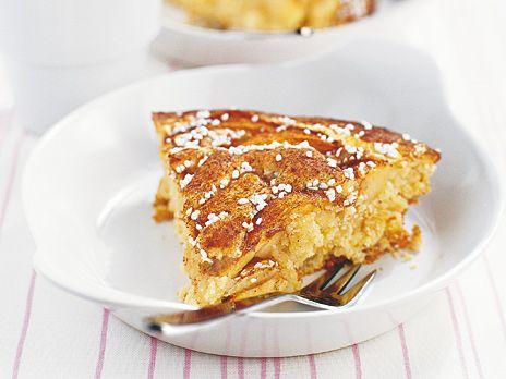 Ebba Lisas äppelkaka | Recept från Köket.se