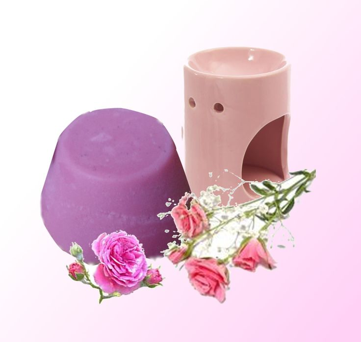Palet de Cire Parfumé Bio Enivrant pour Brûleur de Parfum : Luminaires par mon-rituel-beaute
