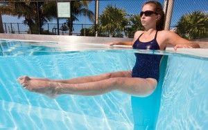 Exercises You Can Do In The Pool