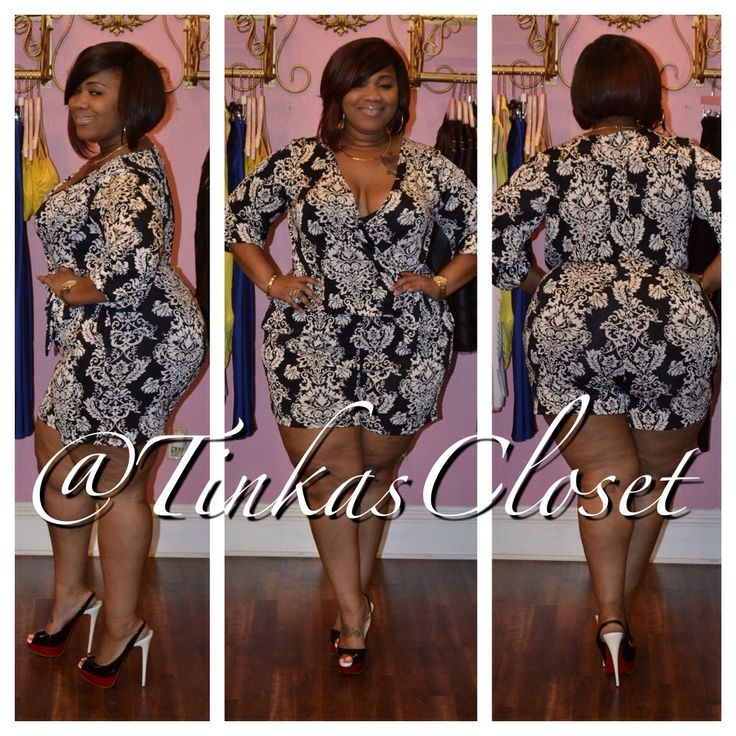 Plus Size Fashion Exclusive Tinka S Closet Miss June