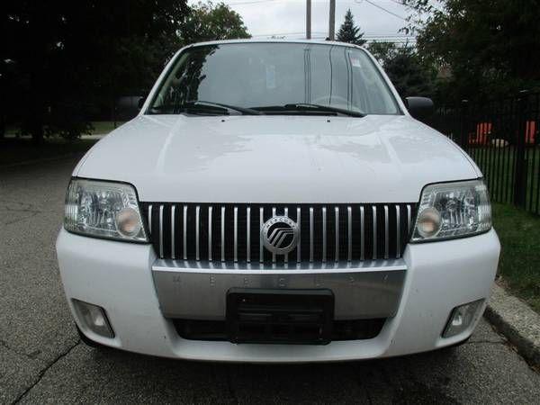 2006 Mercury Mariner Luxury SUV