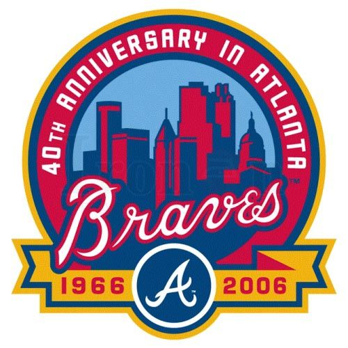 Atlanta Braves Logo Iron on transfers N3122 $2.00-irononstickers.net