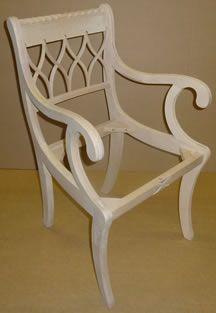 Gothic Chair Frame