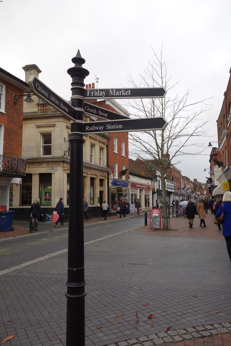 Godalming town