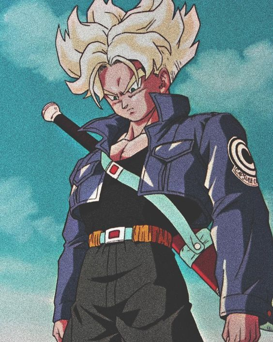 Future Trunks – DBZ