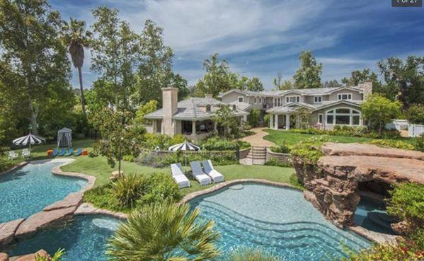 Angelina Jolie's House — Photos Of Lavish Mansion