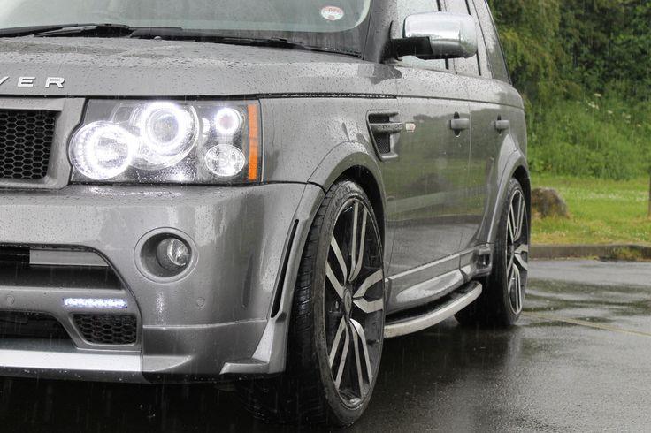 MEDUZA Ltd - Range Rover Sport Autobiography Extreme Edition Arch Set Body Kit, £595.00 (http://www.meduza.co.uk/range-rover-sport-autobiography-extreme-edition-arch-set-body-kit/)