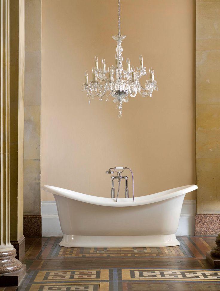 Victoria and Albert MAR-N Marlborough Freestanding Tub