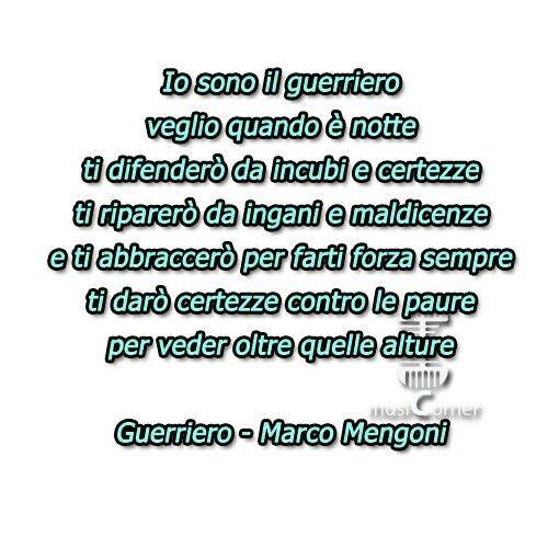 Guerriero - Marco Mengoni