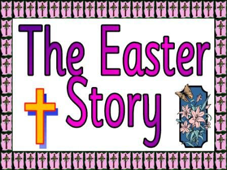 Free Printable Easter Teaching Resources, including Easter ...