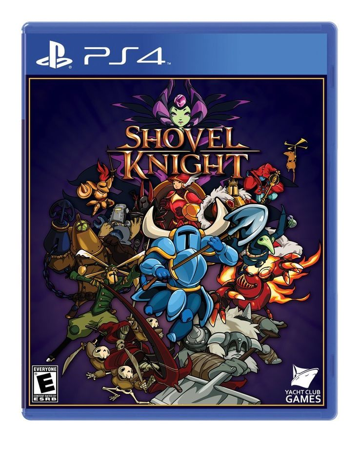 Shovel Knight gameplay uses an 8-bit approach, with pixel art style. It has humor, references to Monty Python and Shovel Knight music is 80s style original!