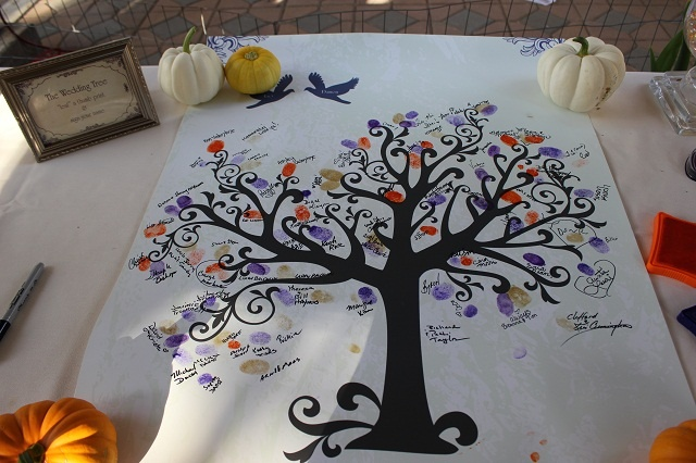 "Thumbprint ""family"" treeFamilies Gathering, Family Trees, Weeks Ago, Families Meeting, Thumbprint Trees, Fun Ideas, Family Reunions, Thumbprint Families, Reunions Ideas"