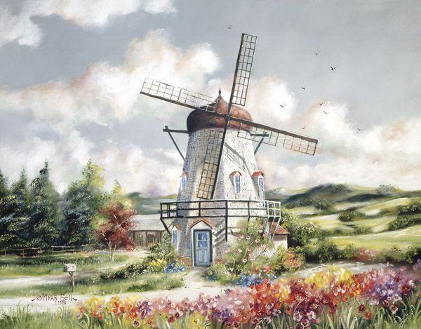 Sorensen Windmill