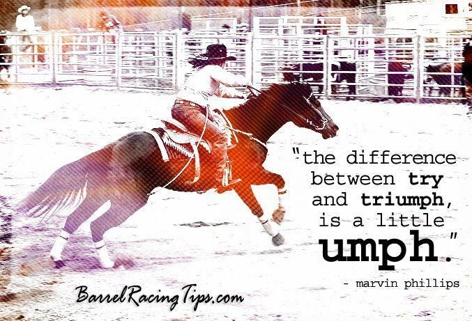 barrel racing quotes tumblr - photo #13