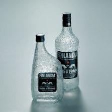 Finlandia Vodka bottles by Tapio Wirkkala, 1970