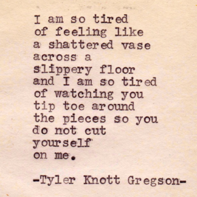 #quotes words reflecting tylerknottgregson typewriterseries