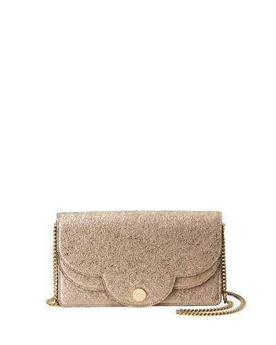 bb31fe6f82f5 Shop All Designer Handbags at Neiman Marcus. See by Chloe Polina Crackled  Crossbody Wallet On A Chain
