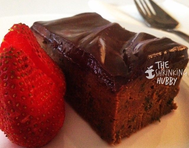 The Shrinking Hubby's Miracle Chocolate Brownies