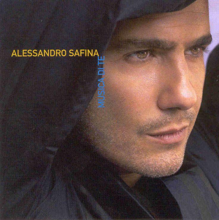 Alessandro Safina Musica Di Te, 2003 Caratula
