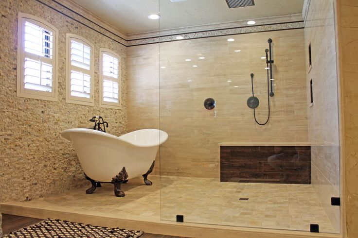 Shower Designs With Tile