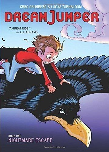 Nightmare Escape (Dream Jumper Book 1)