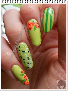 sweet manicure