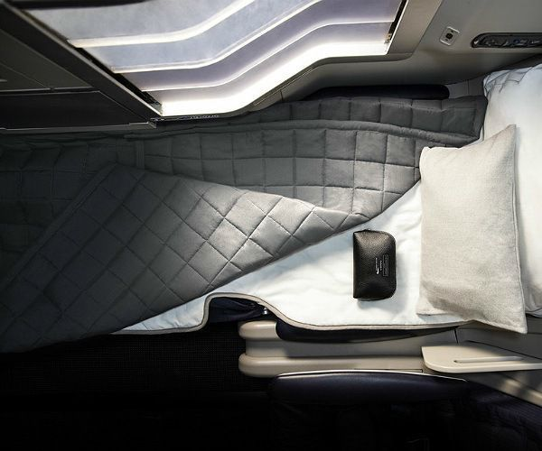 Thanks to a partnership between national carrier British Airways and leading lifestyle brand The White Company, travellers on the airline's flagship route between London Heathrow and New York JFK are enjoying exclusive luxury with a better-than-ever sound night's sleep in the sky. (New York also happens to be where The White Company has opened its …