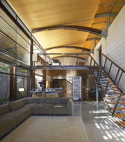 Peter Stutchbury / Bay House. Image © Michael Nicholson