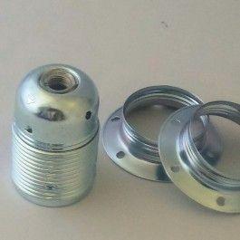 zilveren fitting met ringen