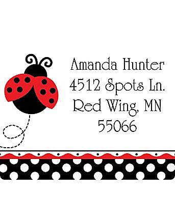 Best 25+ Personalized address labels ideas on Pinterest Order - sample address label