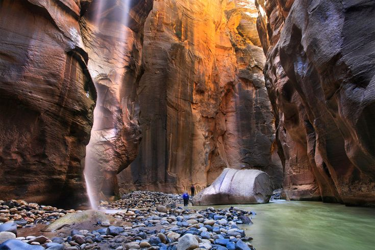 I really need to get to Zion National Park at some point.