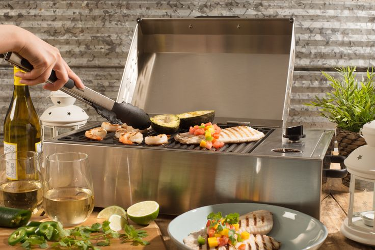 "Check out About.com's list of ""The Best Outdoor Electric Grills on the Market"" which features our City Grill at #2.  Sometimes you just can't have a full sized gas or charcoal grill. That's when you have to rely on an outdoor electric grill. Good news everyone! Electric grills have been getting better and better in recent years and while they may not have the flavor of charcoal, they can do a pretty good job grilling a steak."